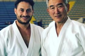 Προετοιμασία στην Γαλλία με τον μοναδικό Hiroshi Katanishi